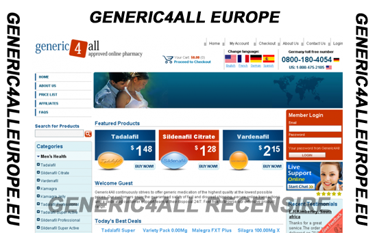 Generic4all Recensire